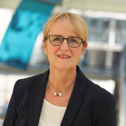 Portrait Inge Zimmermann